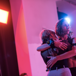 Re-FLOW - La performance @ The Others 2019 - ph KLAK Stories from astists