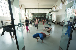 Zona Martiska | Audizioni performers | ph Klak - stories for artists