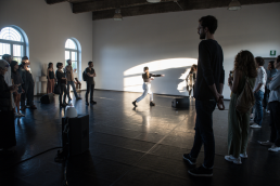Zona Martiska | Testing Tecnologico | ph Klak - stories for artists