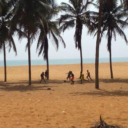 Ouidah Plage - Foto di Susanna Rugginelli