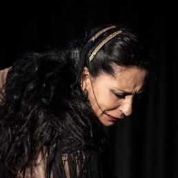 Festival Flamenco Pilar Ortega - Azul 2019 - Ph. Juan Conca