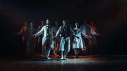 Film Still: Clowns by Hofesh Shechter