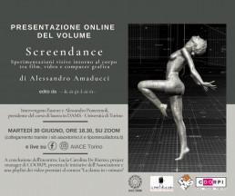 Screendance di A. Amaducci - Presentazione