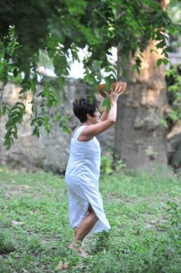 DANZA D'ERBA – 12 Settembre 2010 – PAOLA FATIMA CASETTA