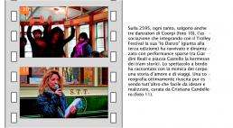IO DANZO 2006 - Brano tratto da rivista Tranvài 2007