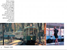 IO DANZO 2008 - Ritaglio dalla rivista Tranvài 2009