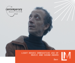 Ben - LM INNOVATIVE USE OF MUSIC AND SOUND AWARD
